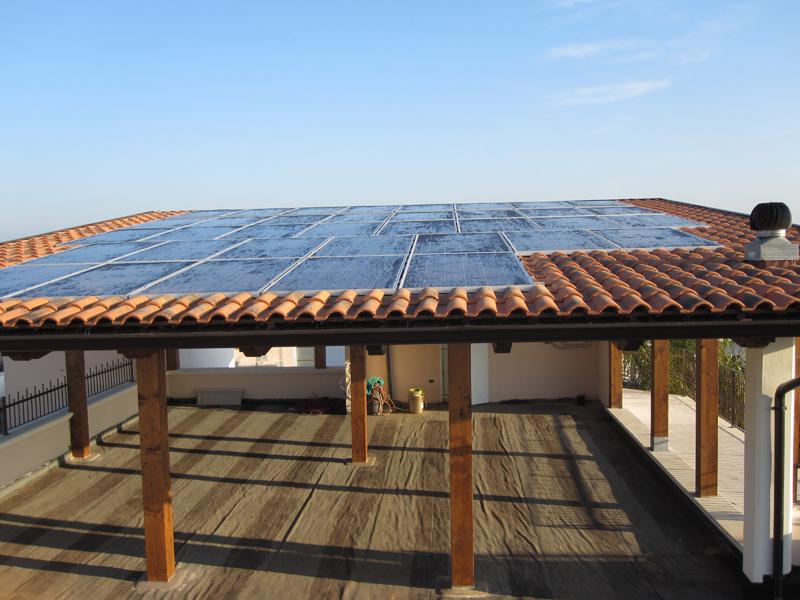 Tetti a risparmio energetico
